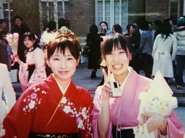 津田塾大学を卒業した水野ゆうき